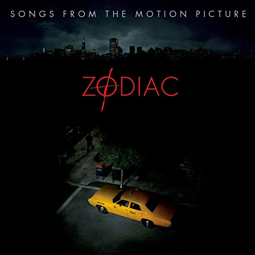 zodiac songs from the motion picture by various artists