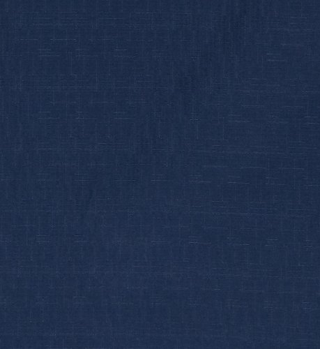Eclipse Kids Kendall Blackout Thermal Curtain Panel,Denim, 42 Inch X 63 Inch