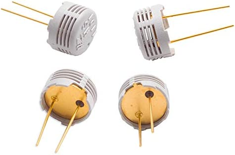 HaiNing Zheng 4本湿度センサHS1101敏感なコンデンサの温湿度計