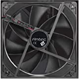 Antec 120 mm TwoCool Cooling Fan for PC - Black