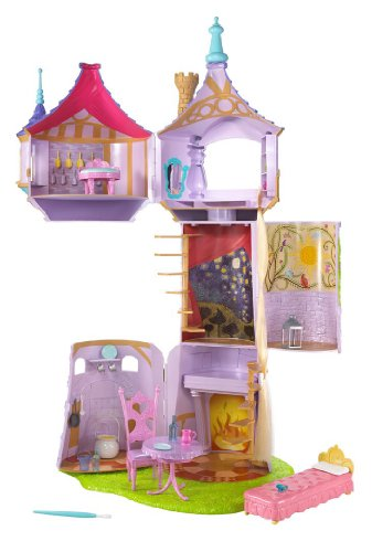 Disney Tangled Featuring Rapunzel Fairytale Tower Buy