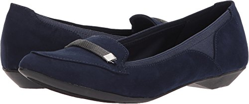 Anne Klein Women's Obree Navy/Navy 8 M US
