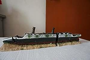 titanic boat ship