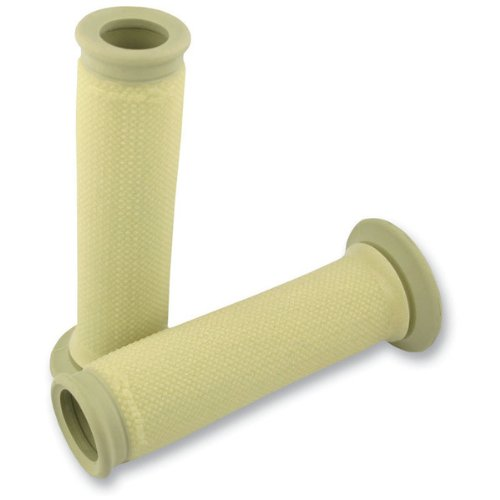 (Renthal Kevlar-Reinforced Road Race Dual-Compound Grips)