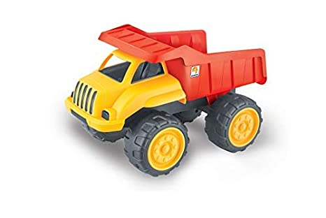 Big Dump Trucks >> Amazon Com Coolle Big Dump Truck Toy Sandbox Tough Truck