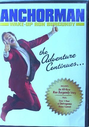 Anchorman: Wake Up Ron Burgundy: Amazon.es: Cine y Series TV
