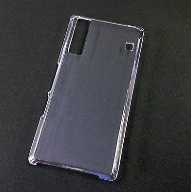b7724cc53b Amazon | Qua phone KYV37 au ハードケース クリア 透明 | ケース・カバー 通販