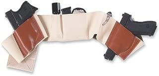 product image for Galco UWKHMED Underwraps Belly Band (Khaki, Ambi)