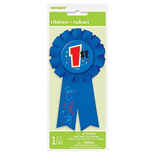Blue 1st Place Award Ribbon product image