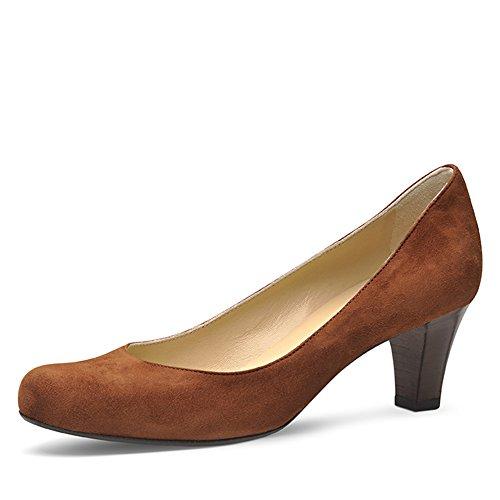 Marrón de piel Marrón de Sandalias Sandalias marrón marrón piel Sandalias TaIZZqwS