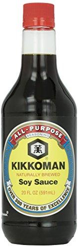 Kikkoman Soy Sauce - 20 oz