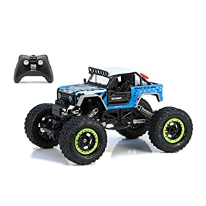 Kids Toy Rock Crawler Remote Control 1:15 Racing Vaughn Gittin Jr. Ford Bronco