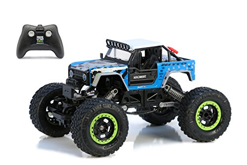 Kids Toy Rock Crawler Remote Control 1:15 Racing Vaughn Gittin Jr. Ford Bronco (Industrial Crawler)