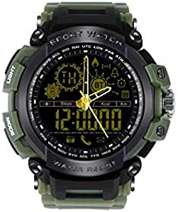 Ristos Casual Watch For Men Digital Rubber - 9426