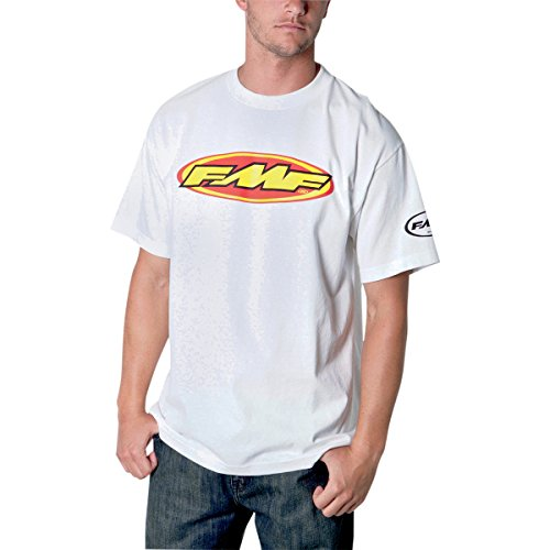 FMF APPAREL The Don T-shirt Cotton White Large