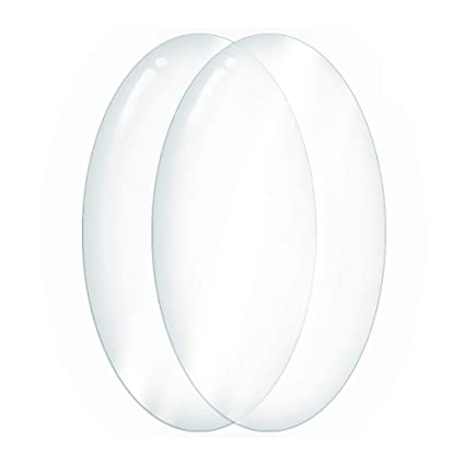 Amazon Icona Bay Oval 4x6 Glass Replacement For Frames 2 Pack