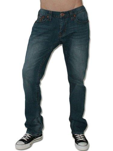 LAGUNA BEACH JEANS CO. Herren Jeans Hose - PHANTOM HERMOSA BEACH -36