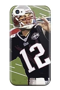 Kirsten Brett's Shop 3784766K39971243 Protective Case For Iphone 4/4s(tom Brady)