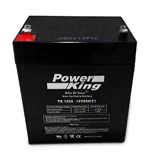Beiter DC Power Battery Replacement Battery for Liftmaster 4