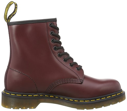 Dr Up Men's Boot Martens 1460 Lace Red fwRxfrIvq