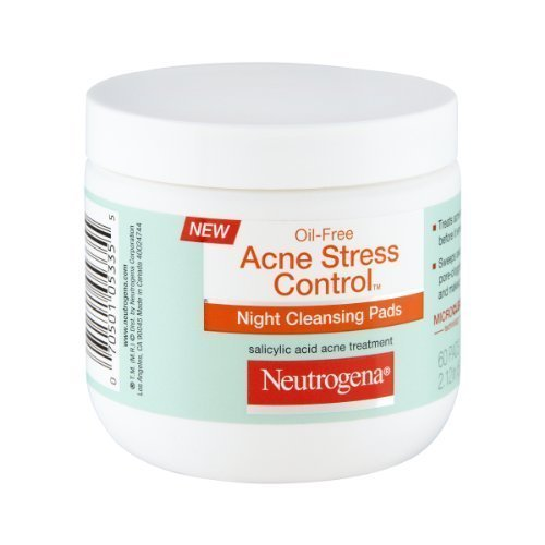 Neutrogena Oil Free Stress Control Cleansing