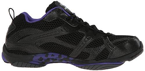 Purple Cross Silver 2 Training Enhance Iron Women's Shoe Rain Grey Black Ryka Chrome H4xaF1R