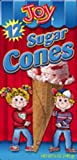 Joy Cone Sugar Cone, 12-Count (Pack of 12)