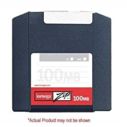 Iomega 10PK ZIP 100MB SLEEVE PC/MAC ( 32605 )