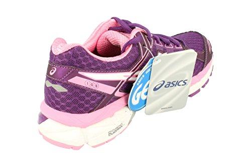 Asics Gel-landmeter 4 Vrouwen Running Trainers T5c9n Sneakers Schoenen Paars Witte Flamingo 3301
