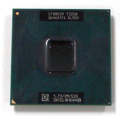 Intel Centrino Cpu - 7