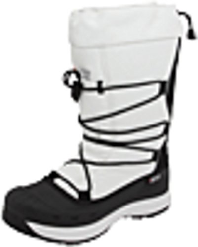 Baffin Women's Snogoose Insulated Boot,White,8 M US