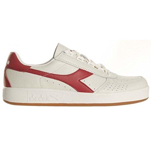 B Diadora Adulto Elite Sneaker Bianco L – Unisex RfrfdYqTn7