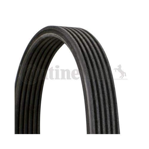 sourcingmap/® Machine Transmission Pulley Black Rubber M Type Drive V Belt M25