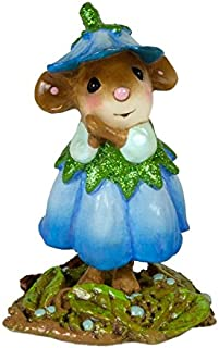 product image for Wee Forest Folk M-640g July Flower Mouse of The Month (New 2018)
