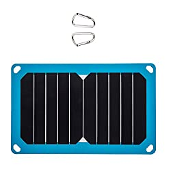 Renogy E.Flex 5W Portable Solar Panel with USB Port