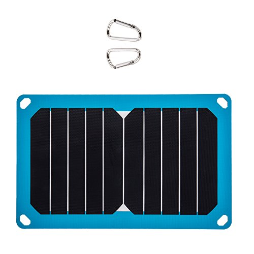 Small Solar Phone Charger - 5