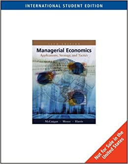 Managerial Economic Application Strategies