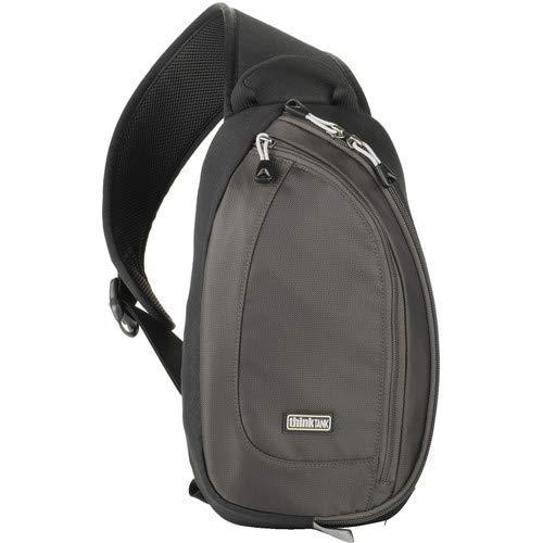 TurnStyle 5V2.0 Sling Camera Bag (Charcoal) [並行輸入品] B07MQN8CRK
