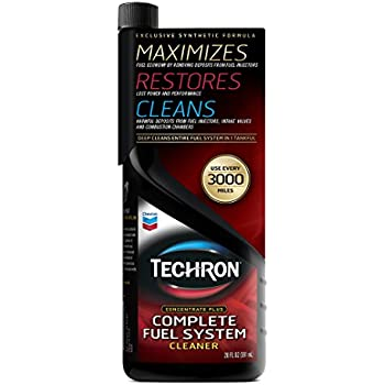 Chevron 65740 Techron Concentrate Plus Fuel System Cleaner - 20 oz.