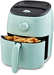 Dash DCAF200GBAQ02 Tasti Crisp Electric Air Fryer Oven Cooker with Temperature Control, Non-stick Fry Basket,