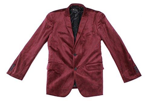 inc maroon blazers - 1