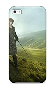 High Impact Dirt/shock Proof Case Cover For Iphone 5c (outlander 2014 Tv Series)