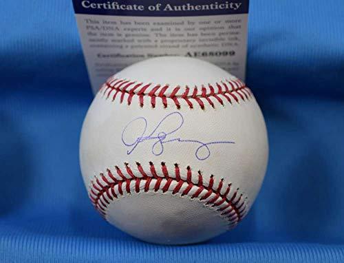 ALEX RODRIGUEZ PSA DNA Coa Autograph Major League OML Hand Signed -