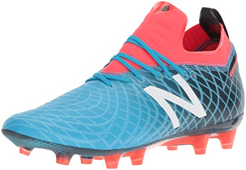 - New Balance Men's TPF V1 Soccer Shoe, Polaris, 10 D US