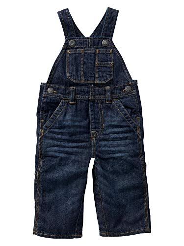 Gap-Baby Denim Overalls (3-6 Months)