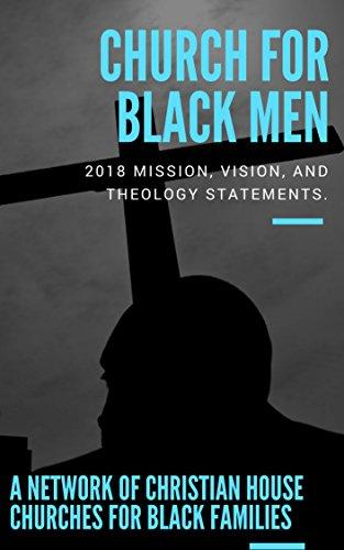 Books : Church For Black Men: A House Church Network For Black Men & Their Families