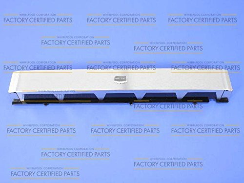 (W10259232 Maytag Microwave Grill Vent (stainless) )