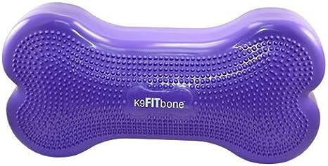 Pelota Dynamics fpkbone Purple K9 fitbone, Entrenamiento de ...