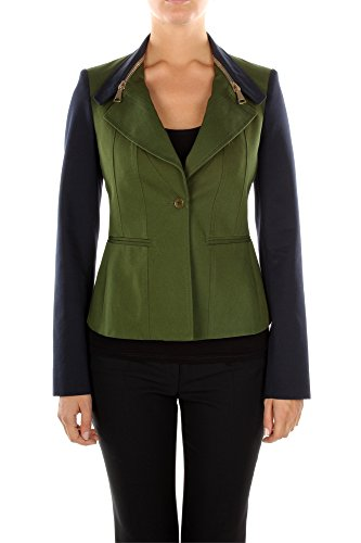Givenchy Chaqueta 12p3013160343 Verde Mujer Algodón d4nf01q