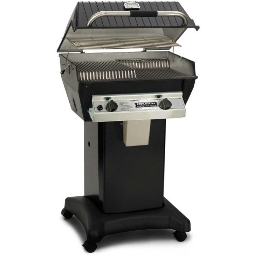 Broilmaster R3n Infrared Natural Gas Grill On Black Cart